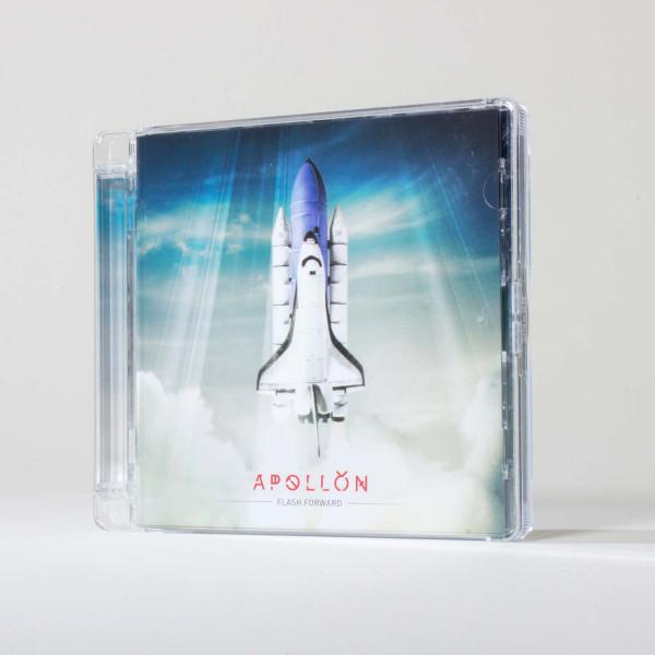 Flash Forward - Apollon (CD)