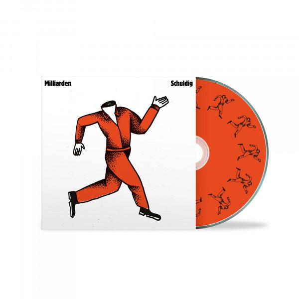 CD - Schuldig (Digipak)