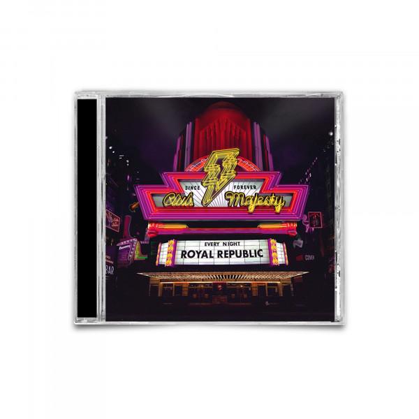 CD - Club Majesty (Jewelcase)