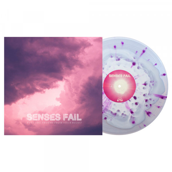 """Senses Fail - Pull The Thorns From Your Heart (LP 12"""" 3rd Pressing )"""