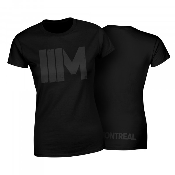 Girlie - IIM, schwarz