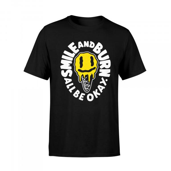 T-Shirt - All be okay