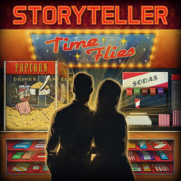 Storyteller - Time Flies (CD)