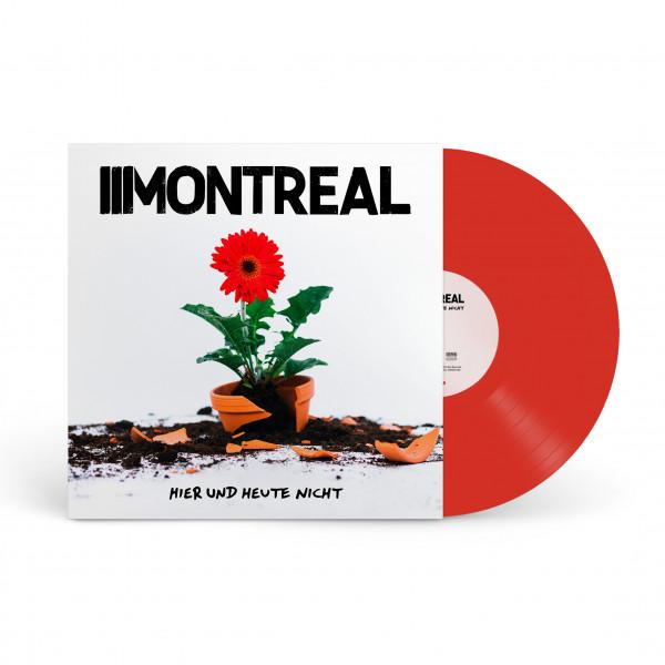 LP - Hier und heute nicht, 2019 (Ltd. Vinyl rot)