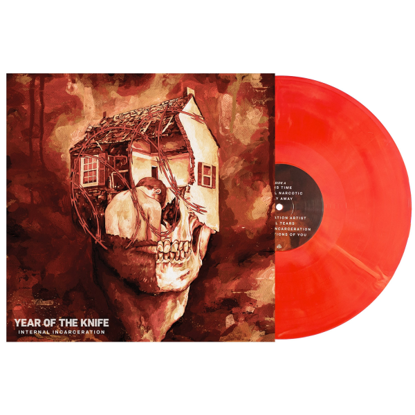 """Year Of The Knife - Internal Incarceration (LP 12"""")"""