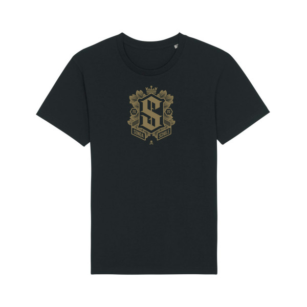 T-Shirt - Logo Gold