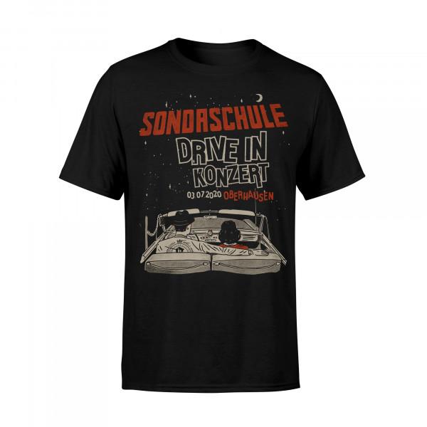 T-Shirt - Drive-In Konzert Oberhausen