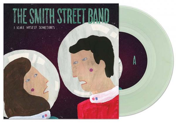 "The Smith Street Band LP - I Scare Myself Sometimes / Regular Sex (LP 7"")"