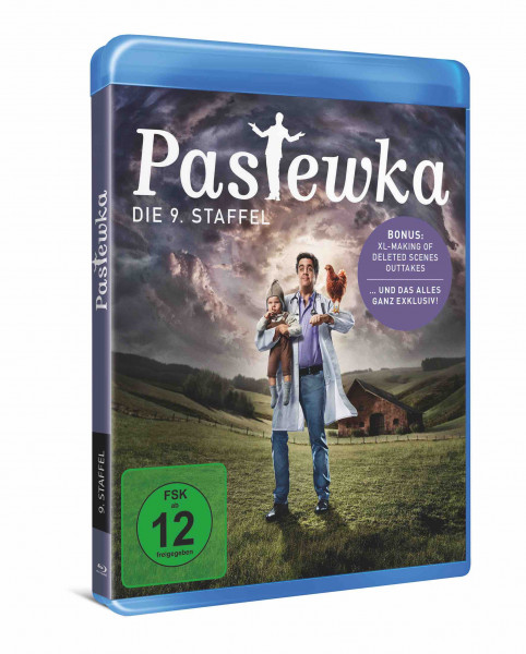 Pastewka - Blu-Ray - Staffel 9