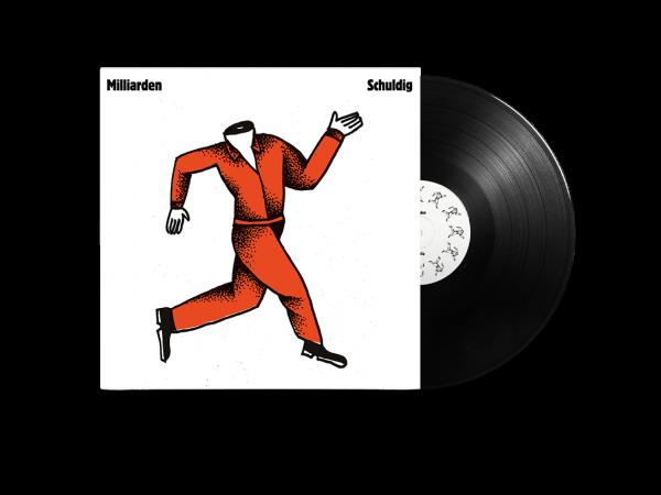 LP - Schuldig (Schwarzes Vinyl)