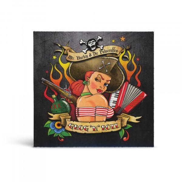 CD - Grog'n'roll (2013)