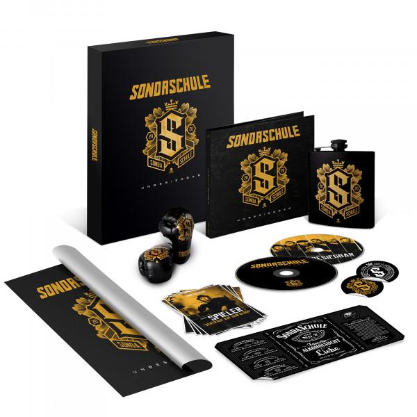 Ltd. Fanbox - Unbesiegbar (inkl. DVD Unbesiegbar - Der Film)
