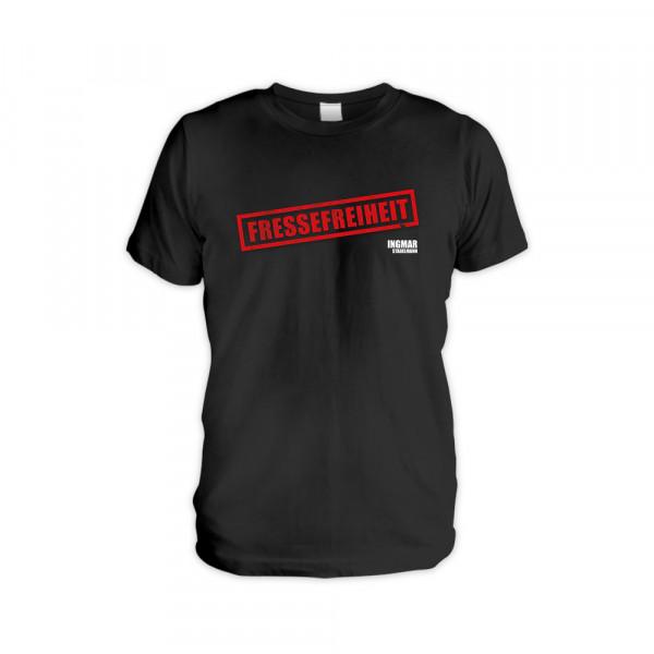 Ingmar Stadelmann T-Shirt - Fressefreiheit
