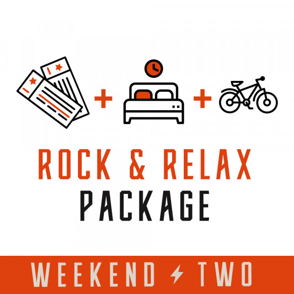 Rock & Relax Package