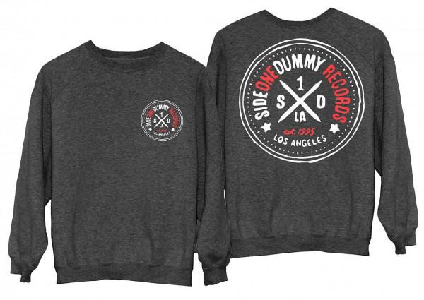 Side One Dummy - Sweater - Drawn Logo