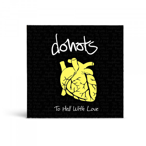 Donots EP - To Hell With Love (2009)