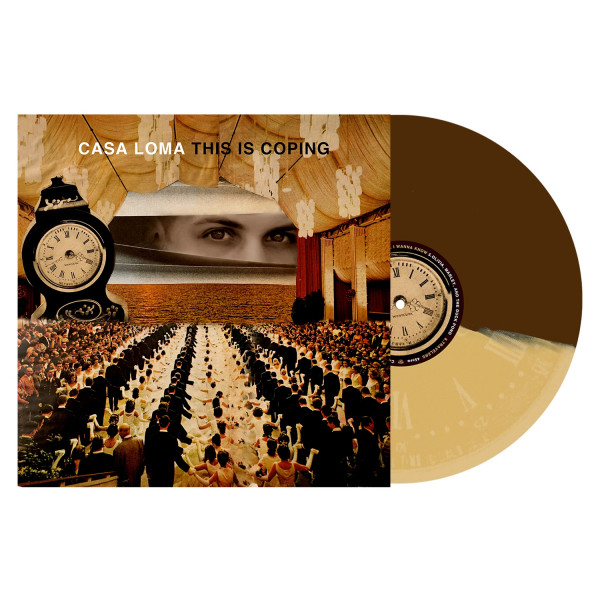 """Casa Loma - This Is Coping (LP 12"""")"""