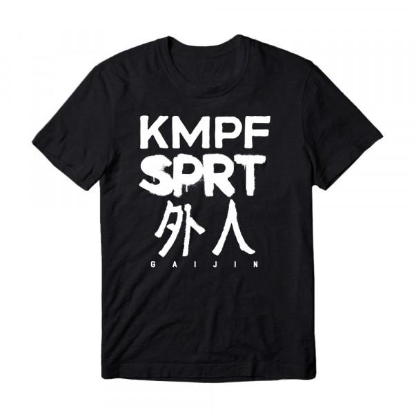 KMPFSPRT - T-Shirt - Gaijin
