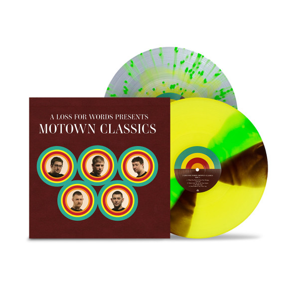 """A Loss For Words - Motown Classics (LP 12"""")"""
