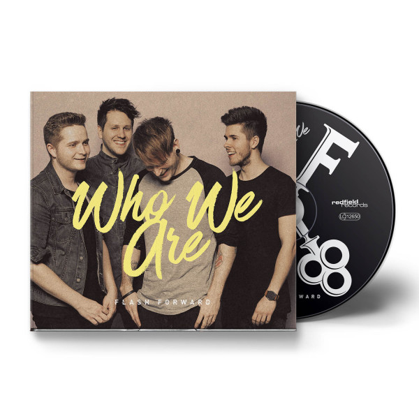 Flash Forward - Who We Are (CD)