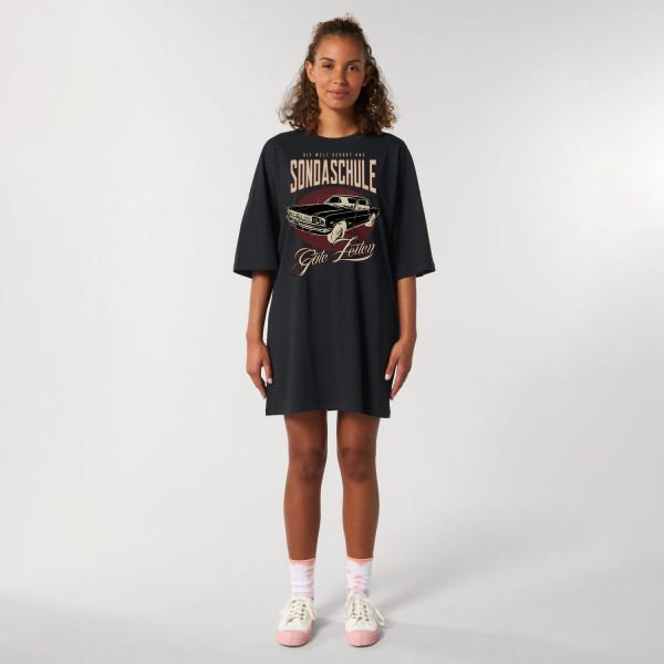 T-Shirt Kleid - Gute Zeiten