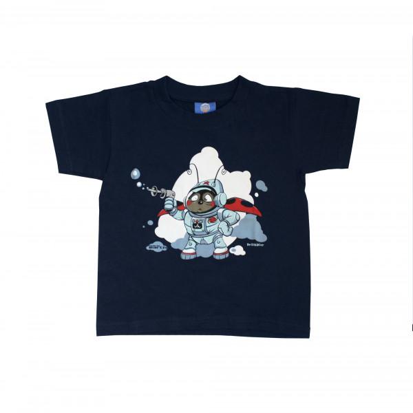 Kinder Shirt - Brüllkäfer Astronaut