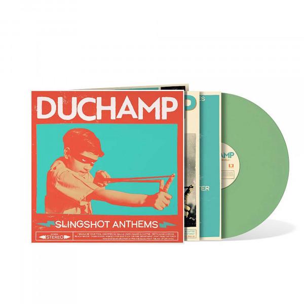 Duchamp LP - Slingshot Anthems (Silkscreen Cover)