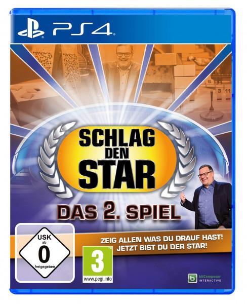SCHLAG DEN STAR - Das 2. Spiel (PS4)
