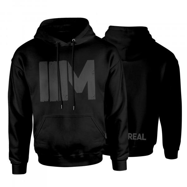 Hoodie - IIM, schwarz