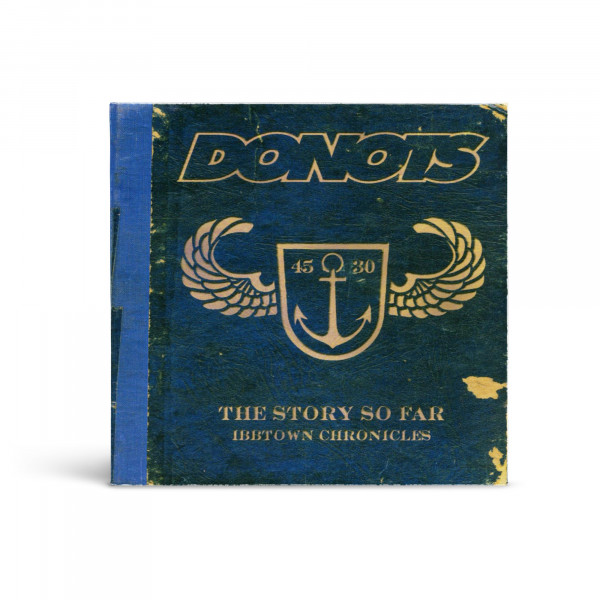 Donots CD - The Story So Far / Ibbtown Chronicles (2006)