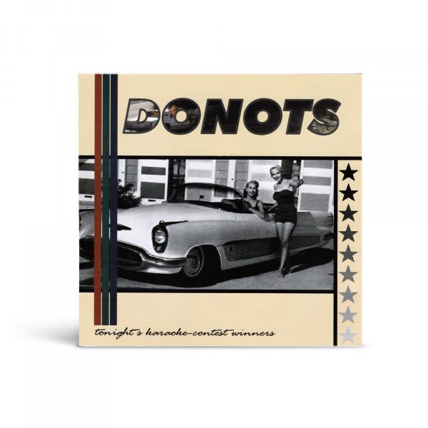 Donots CD - Tonights Karaoke-Contest Winners (1998)