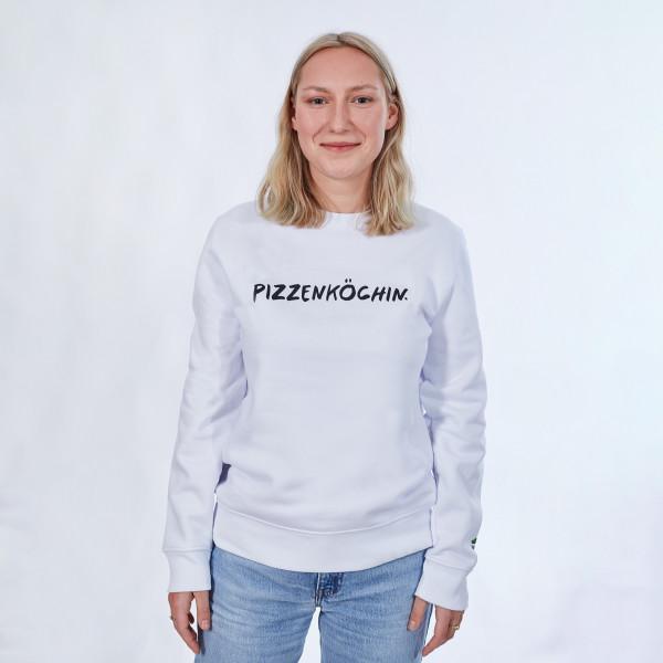 Sweatshirt - Pizzenköchin