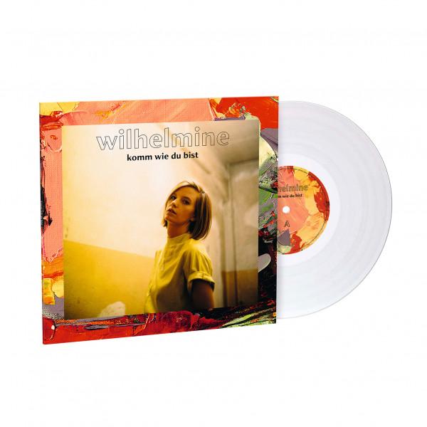 """Wilhelmine EP Colour Vinyl 10"""" - Komm wie du bist"""