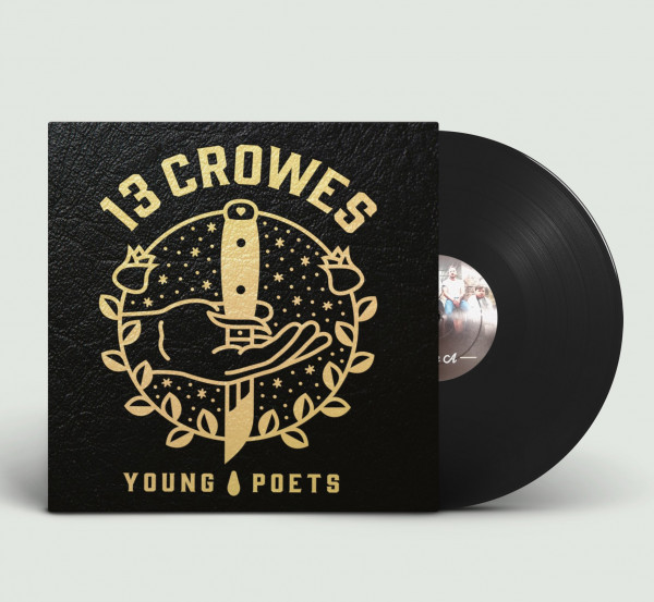 13 Crowes - Young Poets (LP 12'')