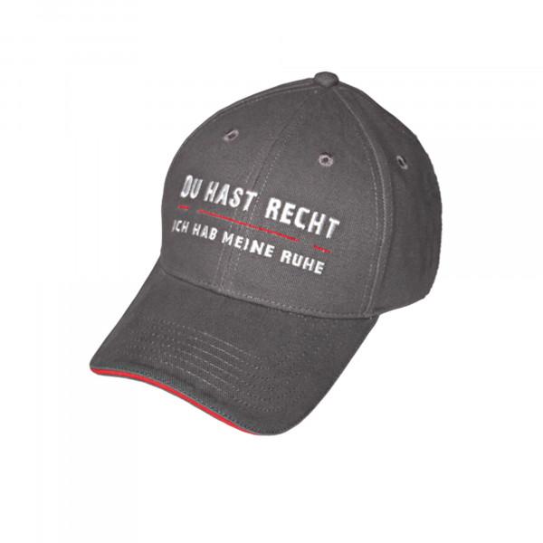 Basecap - Du hast Recht ich hab meine Ruhe