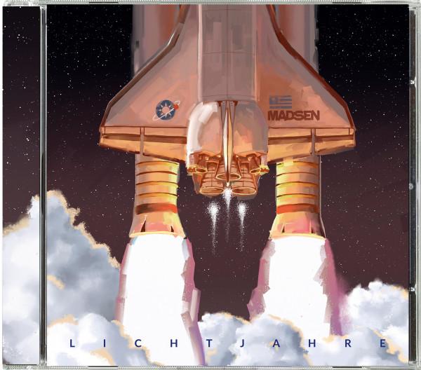 CD - Lichtjahre (Jewelcase)