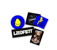 Sticker - Liedfett