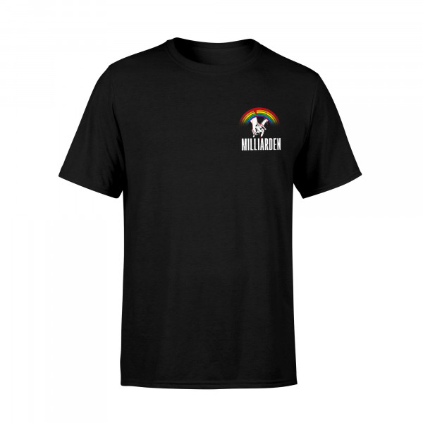 T-Shirt - Regenbogen