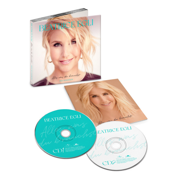 Alles was du brauchst (2CD Deluxe)