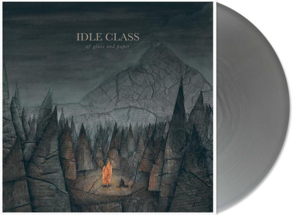 """Idle Class - Of Glass And Paper (LP 12"""")"""