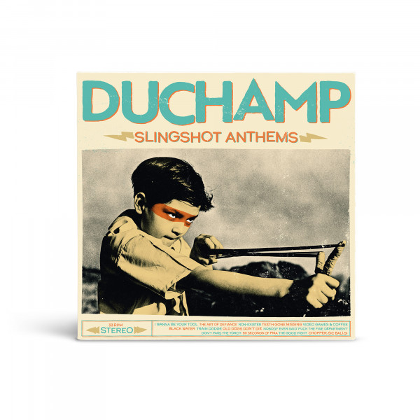 Duchamp CD - Slingshot Anthems (Digipak)