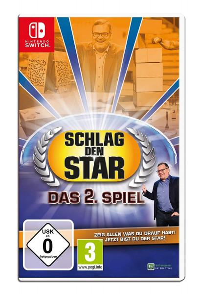 SCHLAG DEN STAR - Das 2. Spiel (Nintendo Switch)