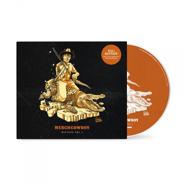 CD - Benefiz-Sampler - Merchcowboy-Mixtape Vol. 1