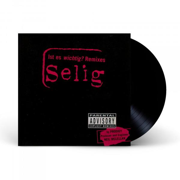 LP - Ist Es Wichtig Remixes (1995, Rarität)