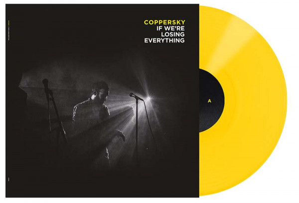 """Coppersky - If We're Losing Everything (LP 12"""")"""