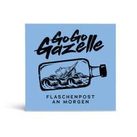 Go Go Gazelle CD - Flaschenpost An Morgen