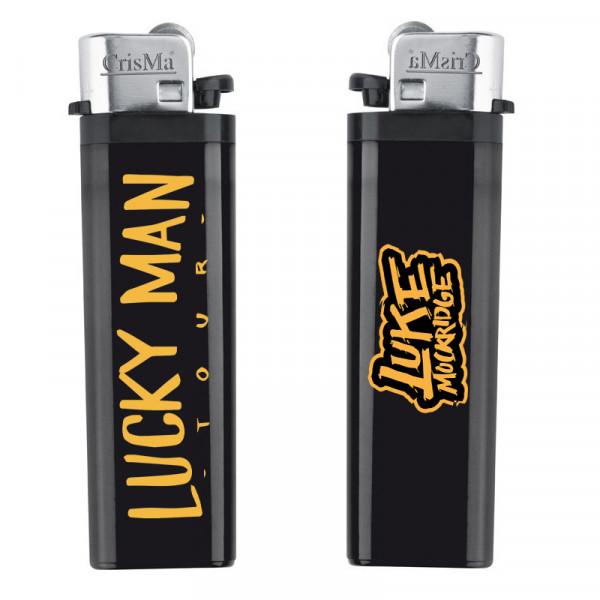 Feuerzeug - Lucky Man Tour