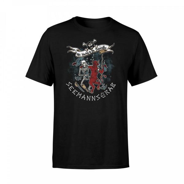 T-Shirt - Unisex - Seemannsgrab