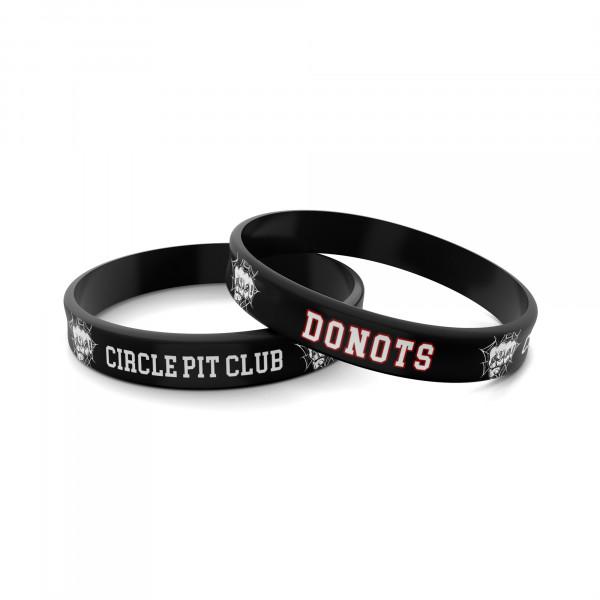 Donots Armband - Circle Pit Club