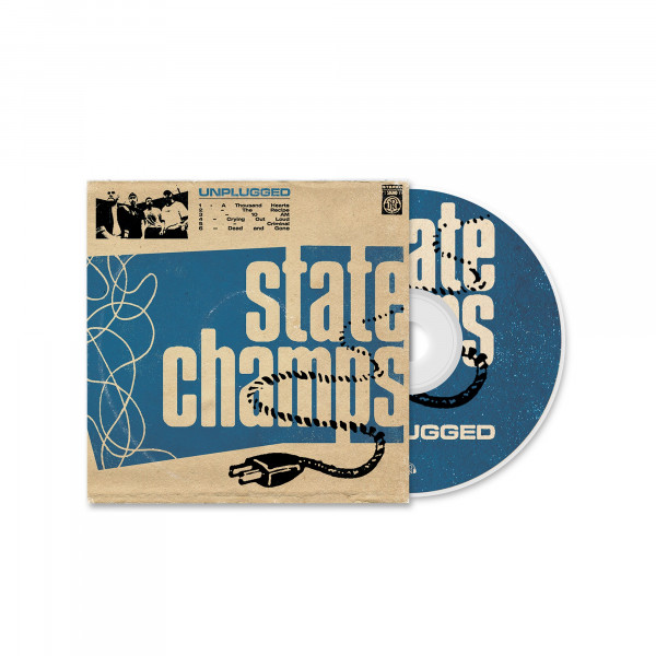 State Champs - Unplugged (CD)